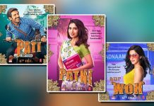 Pati Patni Aur Woh First Posters OUT! Kartik Aaryan, Bhumi Pednekar & Ananya Panday Is Already Winning The Hearts