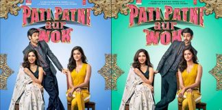 Pati Patni Aur Woh Posters On 'How's The Hype?': Blockbuster Or Lacklustre?