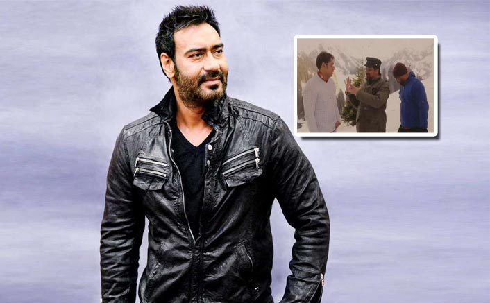 Pic of unreleased Ajay Devgn film grabs social media eyeballs