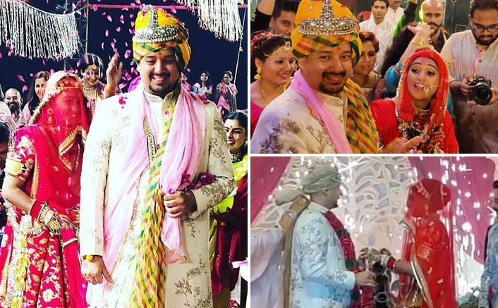 PICTURES: Mohena Kumari Singh Is Now Married; All About The Royal Wedding!