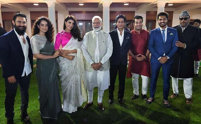 From Kangana Ranaut To Shah Rukh Khan - Celebs React On PM Narendra Modi Meet!