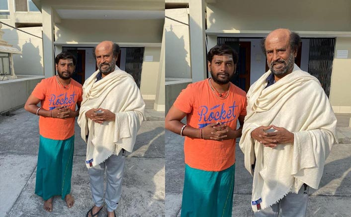 Post Darbar Wrap Up Rajinikanth Flies Off To Himalayas For A Spiritual Vacation
