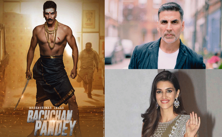 Post Housefull 4, Akshay Kumar-Kriti Sanon's Collab For Bachchan Pandey CONFIRMED?