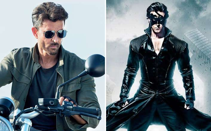 Post War, Pumped Up Hrithik Roshan All Set With Krrish 4? Release Period REVEALED!