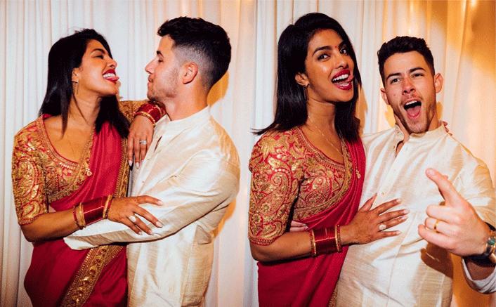 Priyanka Chopra Celebrated An 'Unforgettable' First Karwa Chauth With Nick Jonas