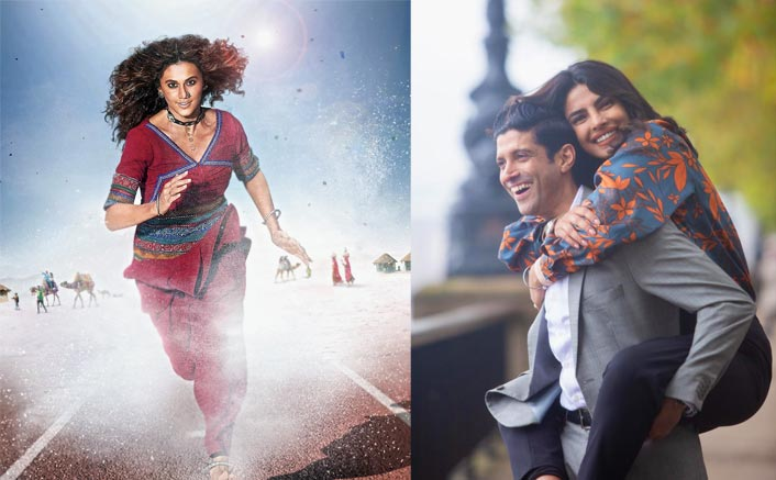 Priyanka Chopra Jonas and Farhan Akhtar Are Taapsee Pannu's Inspiration For Rashmi Rocket