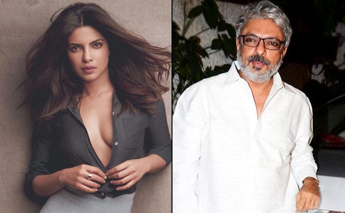 Priyanka Chopra Jonas In Talks With Sanjay Leela Bhansali For Her Next?