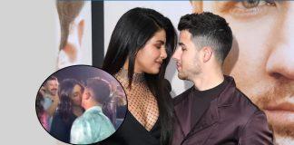 Priyanka Chopra, Nick Jonas' concert kiss goes viral