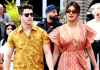 Priyanka Chopra, Nick Jonas set chilling goals