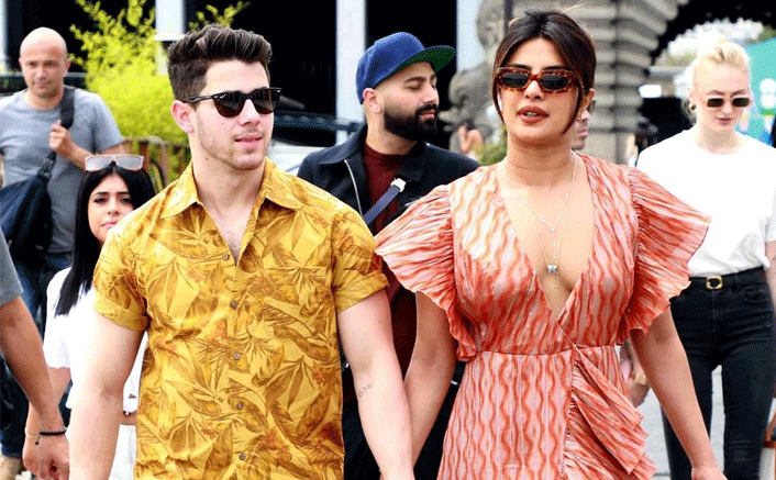 Priyanka Chopra, Nick Jonas set chilling goals