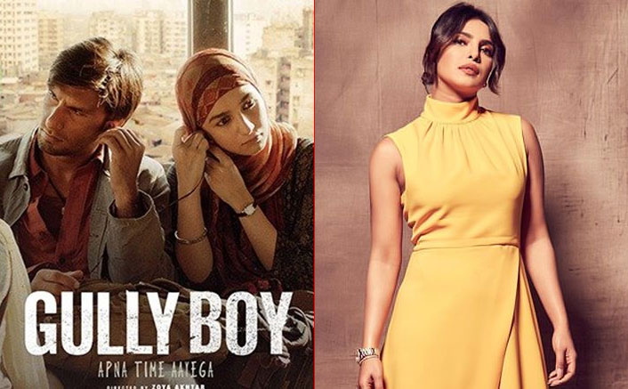 Priyanka Chopra Reaches Out To Her Contacts In LA To Help Ranveer Singh-Alia Bhatt's Gully Boy Bag An Oscar? Deets Inside