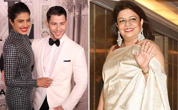 Priyanka reveals what Nick does when he meets her mom