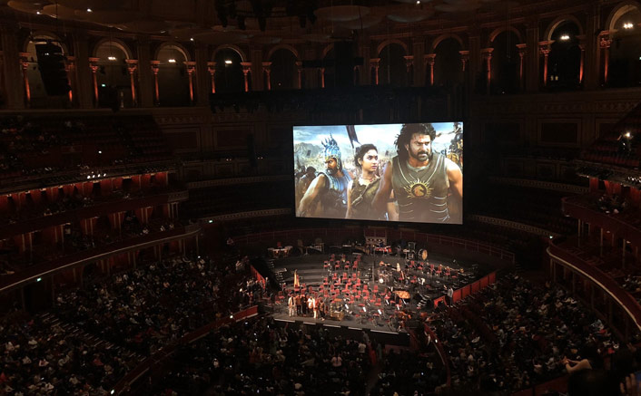 Proud Moment For Indian Cinema: Team Baahubali Receive Standing Ovation Post Screening At Royal Albert Hall