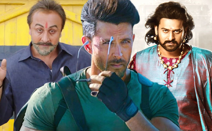 Box Office Race To The 300 Crore Club: War VS No. Of Days Taken By Sanju, Baahubali 2 & Others To Touch The Mark