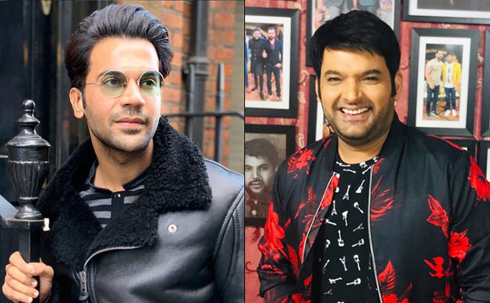 Rajkummar Rao Confesses His Fear Of Darkness On The Kapil Sharma Show