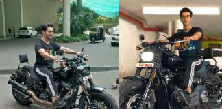 Rajkummar Rao Welcomes A New Beast As He Buys A Harley Davidson Fat Bob worth 14.96 Lakh