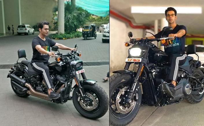 Rajkummar Rao Buys A Harley Davidson Beast Worth Whopping 14.96 Lakhs