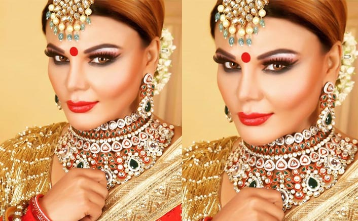 Rakhi Sawant Reveals She Missed Her Sargi While Husband Ritesh Is Also Fasting For Her This Karwa Chauth