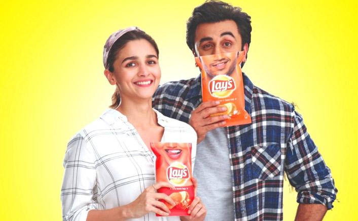 Ranbir Kapoor & Alia Bhatt Officially Announced As Lay's Brand Ambassadors