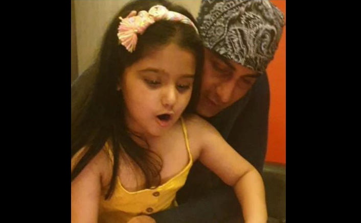 Ranbir Kapoor Celebrating The Birthday Of A Little Fan Is The Cutest Thing You'll See On The Internet Today