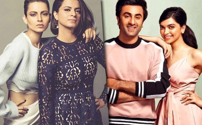 Rangoli Chandel Attacks Deepika Padukone For 'Loving Ex-Boyfriend Ranbir Kapoor's Boxers'; Receives Severe Backlash
