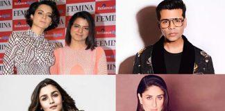 Rangoli Chandel SLAMS Karan Johar, Alia Bhatt & Kareena Kapoor Khan; Says They Turned MAMI Film Festival Into A 'Kitty Party'