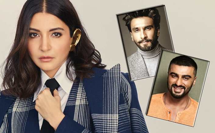 Ranveer Singh Is Loving Anushka Sharma's New Look, Arjun Kapoor Says 'Sona Kitna Sona Hai'