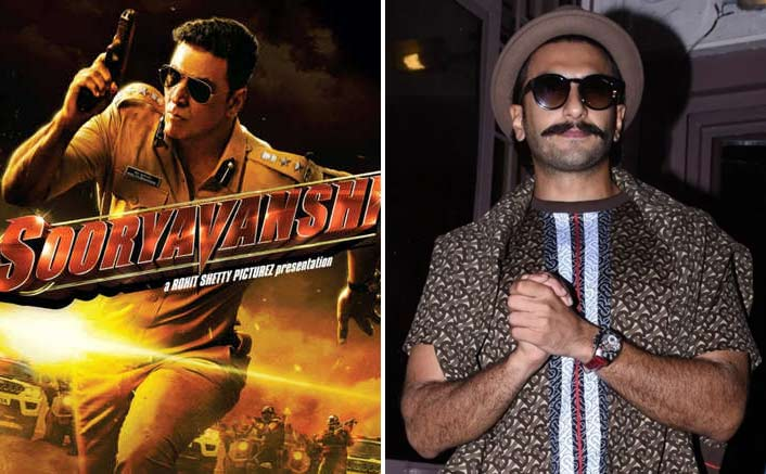 Ranveer Singh Leaves For Hyderabad To Shoot For Akshay Kumar's Sooryavanshi
