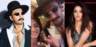 Ranveer Singh is all praises for Ananya Panday's 'So Positive' initiative!