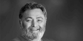 Rishi Kapoor's smile in new photo shoot is priceless