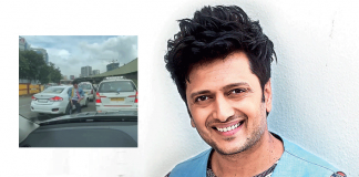 Riteish Deshmukh does the #BalaChallenge on the streets of Mumbai after being challenged by Akshay Kumar!