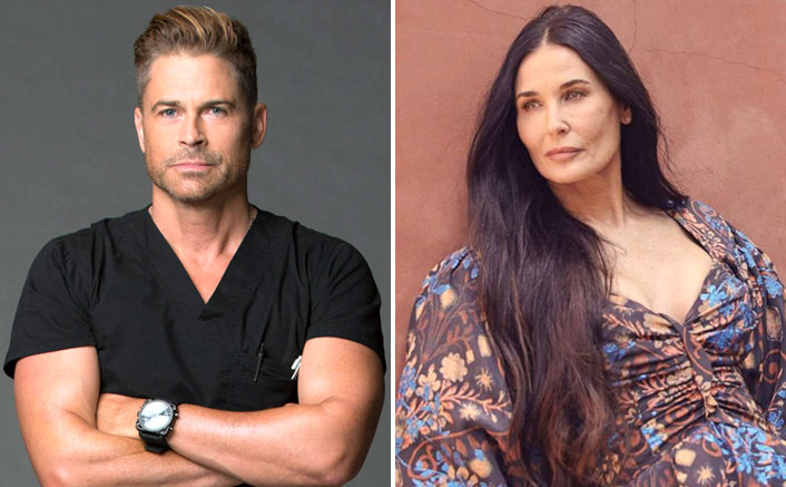 Rob Lowe credits Demi Moore for inspiring to get sober