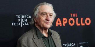 Robert De Niro accused of gender discrimination