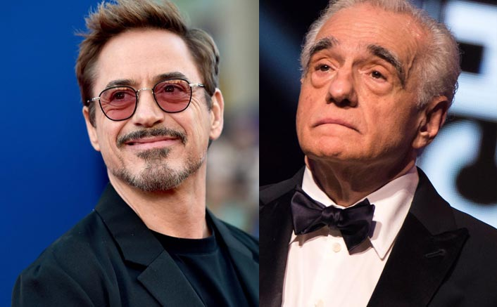 Robert Downey Jr REACTS To Martin Scorsese's Criticism To Marvel Films