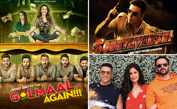 Rohit Shetty To Begin Golmaal 5 Post Akshay Kumar-Katrina Kaif's Sooryavanshi?