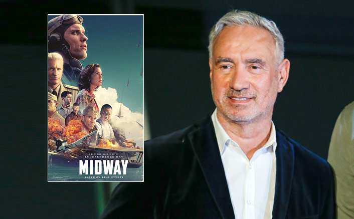 Roland Emmerich: Wanted to honour soldiers with 'Midway'