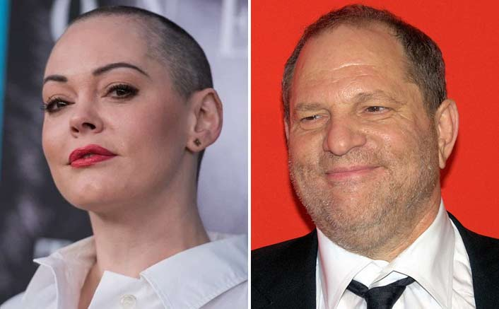 Rose McGowan files suit against Harvey Weinstein