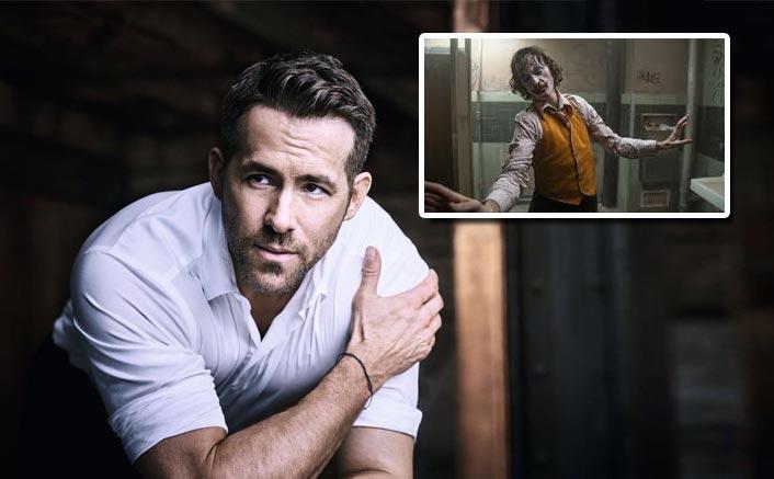 Ryan Reynolds congratulates 'Joker' team with curses