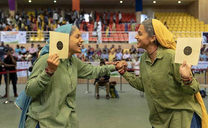 After Uttar Pradesh, Taapsee Pannu & Bhumi Pedenkar's Saand Ki Aankh Gets Tax Free Status In Delhi Too