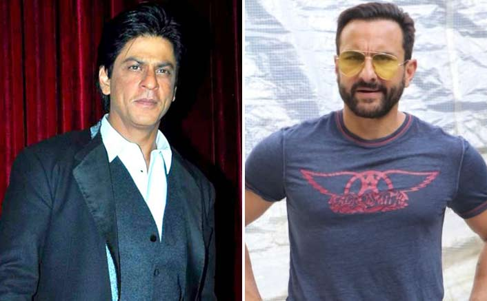 Saif Ali Khan Says Shah Rukh Khan Made His Career Out Of 'Male Stalking' Genre