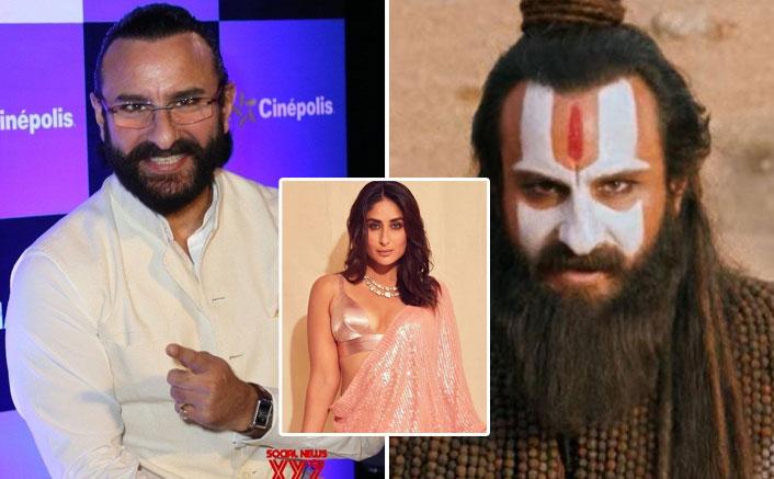 Saif Ali Khan Say's Laal Kaptaan Is Not A Kareena Kind Of Movie & The Reason Is Hilarious
