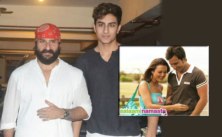 Saif Ali Khan Wants His Son Ibrahim Ali Khan To Debut With Something Like Salaam Namaste