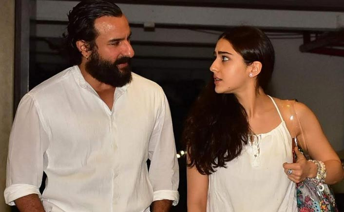 Saif Ali Khan Gives A Pro Bollywood Tip To Daughter Sara Ali Khan! Read To Know