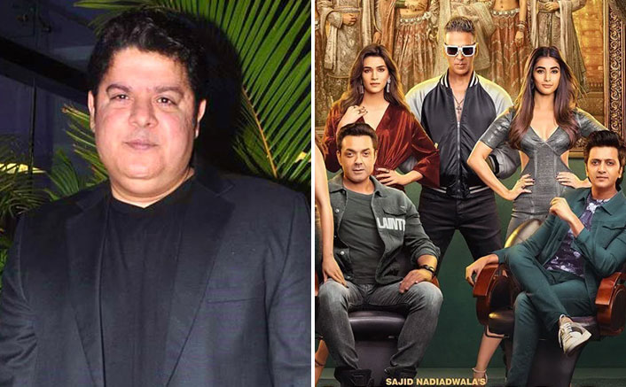 Sajid Khan Takes The Legal Route Against Housefull 4 Makers Over Credits Row