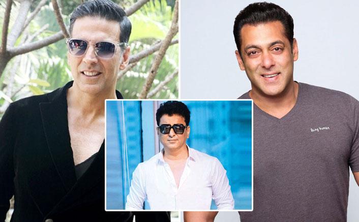 Sajid Nadiadwala Feels Nothing Can Be Bigger Than Salman Khan and Akshay Kumar Coming Together
