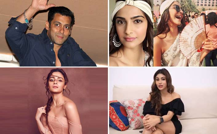 From Mouni Roy's Iconnect Watch To Salman Khan's Being Human Bracelet - Few Accessories That Bollywood Celebs Love to Flaunt!