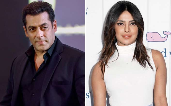 Salman Khan refuses to work with Priyanka Chopra Jonas in Radhe?