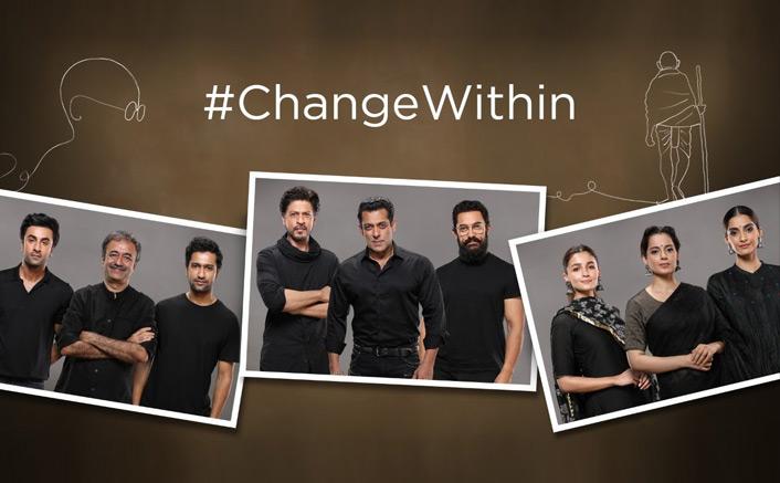 Salman Khan, Shah Rukh Khan, Kangana Ranaut Share An Insight Of Mahatma Gandhi's Teaching