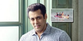Salman Khan Shares An Adorable Pic Chilling With 'Cool' Kids In Water, Check It Out