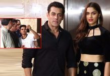Salman Khan's Fan Attempt To Take A Selfie With Star Leave Him Shocked